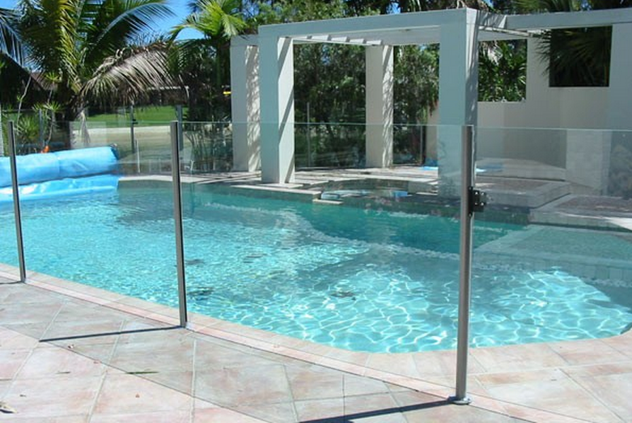 Semi Frameless Glass Pool Fencing Vic Fencing Melbourne